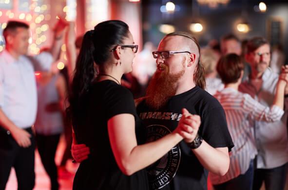 Beginner-Party – LEIDER VERSCHOBEN!
