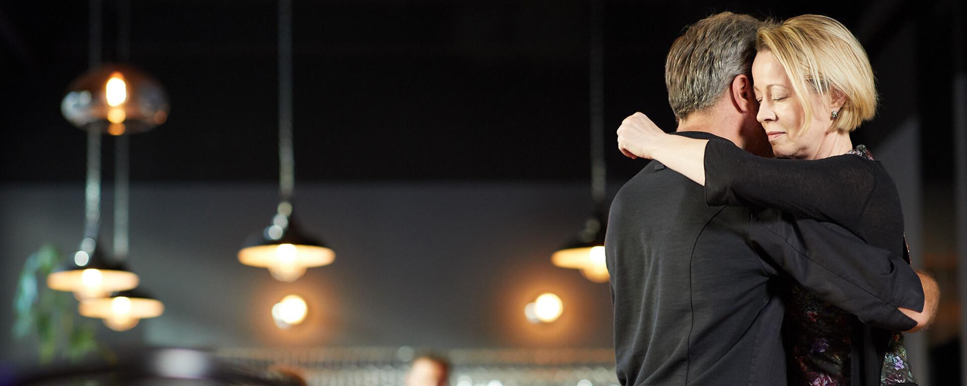 Einsteiger-Workshop Tango Argentino Sonntag, 23.02.2020 14.00 - 17.00 Uhr