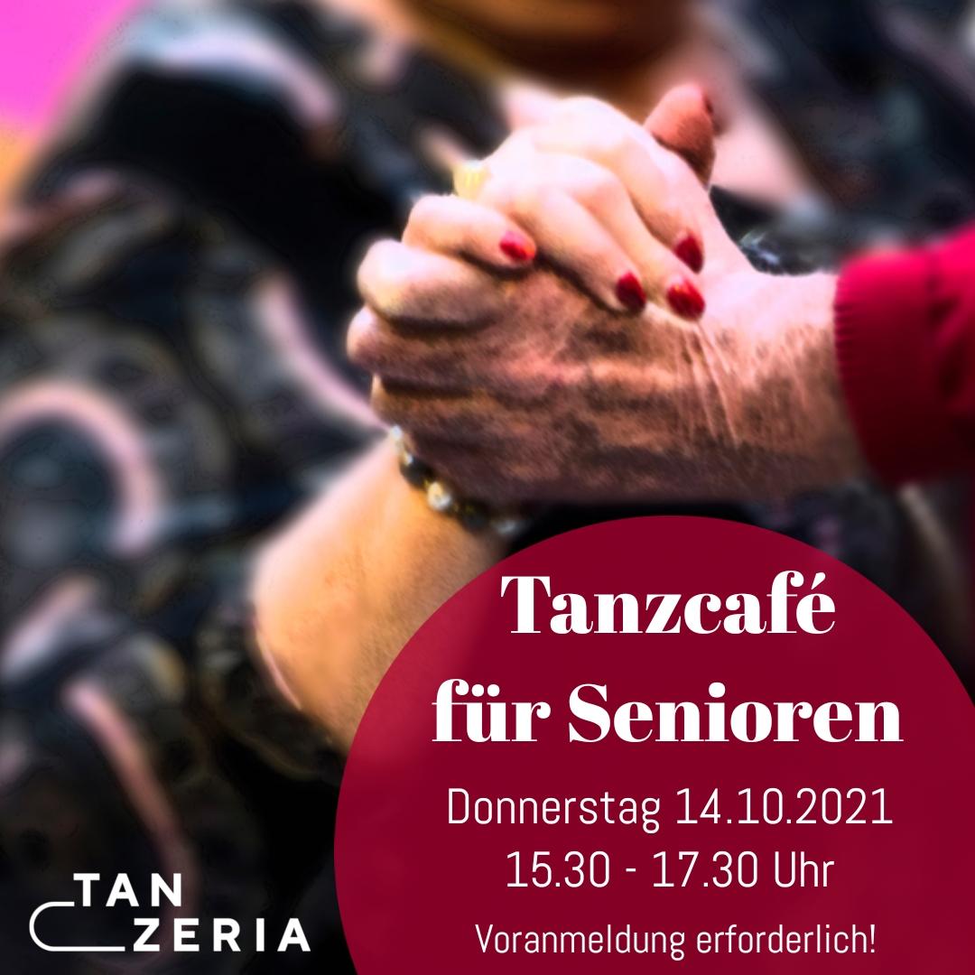 Tanzcafé für Senioren