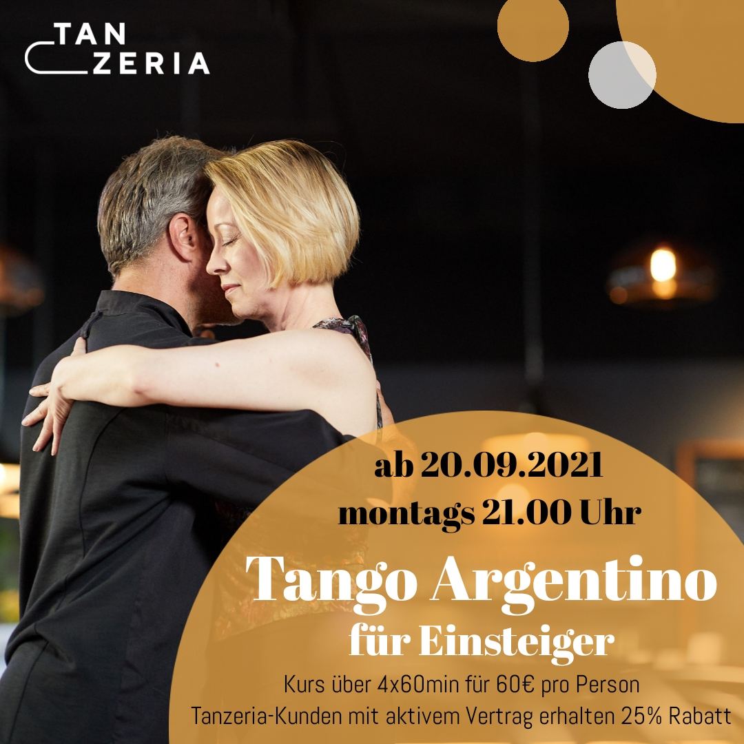 Spezialkurs Tango Argentino